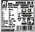ROVER PUMPA 20 NOVAX B